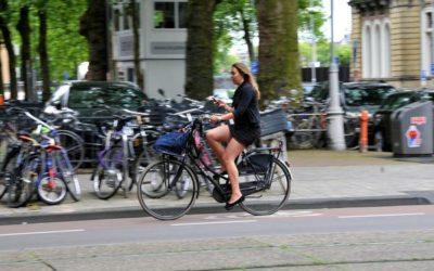 De appende fietser: update